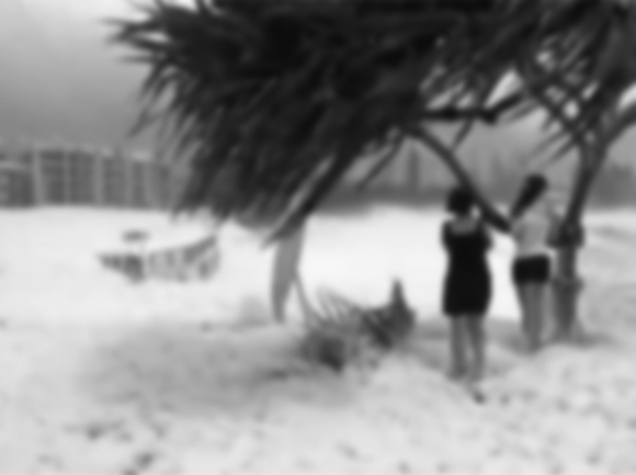 Generation End: Sea Foam Flood After Australia Day