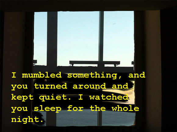 I-mumbled-something