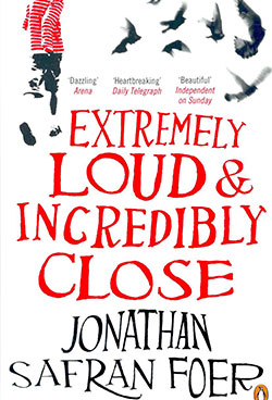 book recommendation - Extremely Loud and Incredibly CloseJonathan Safran Foer