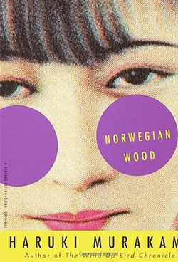 book recommendation - Norwegian Wood Haruki Murakami