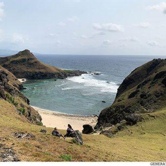 Batanes, Sabtang - Chamantad Tinyan Viewpoint