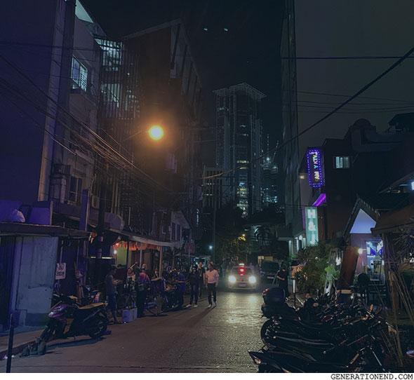 Streets of Poblacion, Philippines