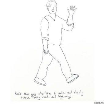 comic-drawing---guy-who-walks-slowly-across-highways